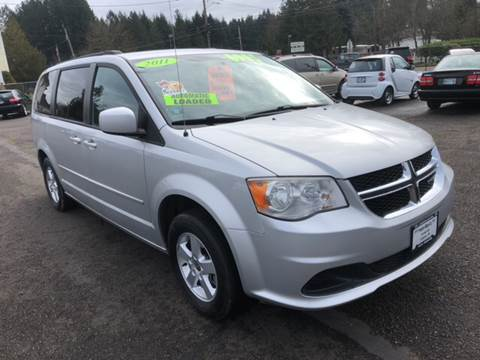 2011 Dodge Grand Caravan for sale at Freeborn Motors in Lafayette, OR