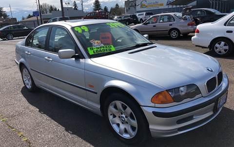 1999 BMW 3 Series for sale at Freeborn Motors in Lafayette, OR