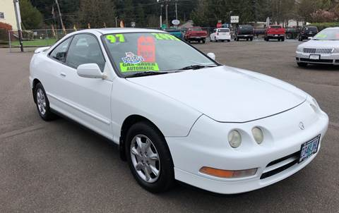 1997 Acura Integra for sale at Freeborn Motors in Lafayette, OR