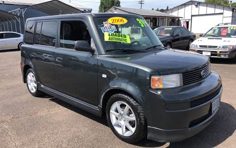 2006 Scion xB for sale at Freeborn Motors in Lafayette, OR