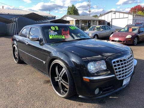 2007 Chrysler 300 for sale at Freeborn Motors in Lafayette, OR
