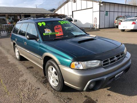 1999 Subaru Legacy for sale at Freeborn Motors in Lafayette, OR