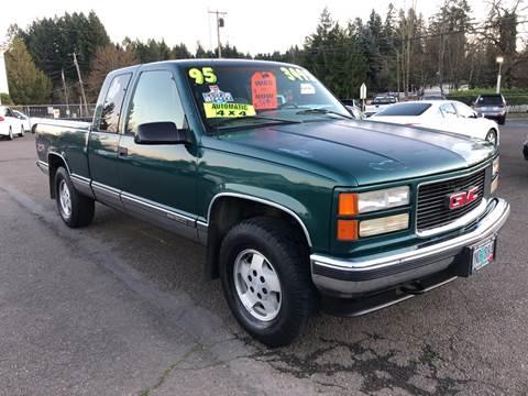 1995 GMC Sierra 1500 for sale in Lafayette,, OR