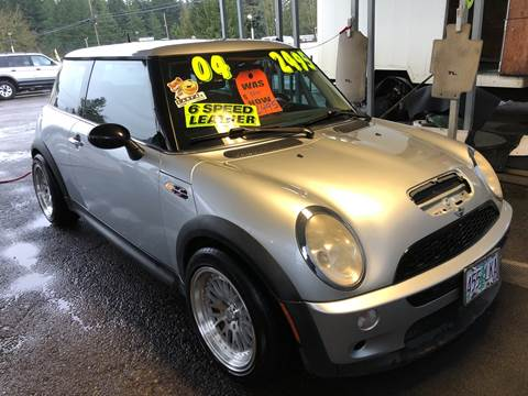 2004 MINI Cooper for sale at Freeborn Motors in Lafayette, OR