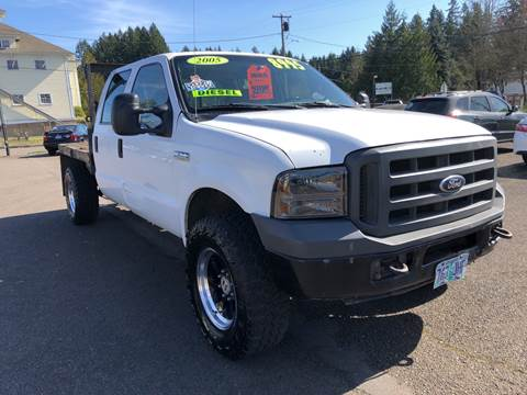 2005 Ford F-350 Super Duty for sale at Freeborn Motors in Lafayette, OR