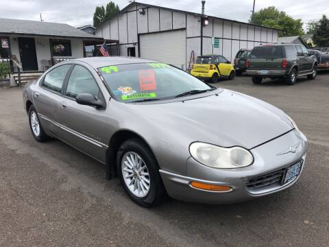 1999 Chrysler Concorde for sale at Freeborn Motors in Lafayette, OR