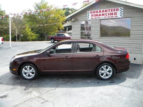 2012 Ford Fusion for sale in Hot Springs, AR