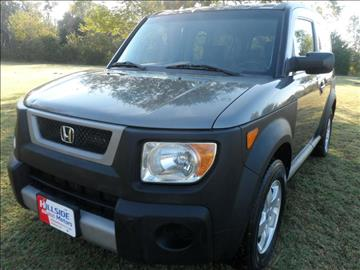 2005 Honda Element for sale in Marlow, OK