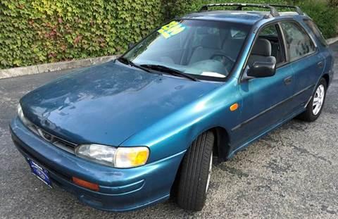 1995 Subaru Impreza For Sale In Fremont CA