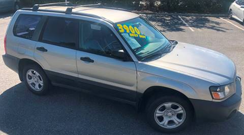 2005 Subaru Forester for sale in Fremont, CA
