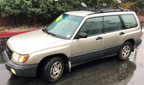 1999 Subaru Forester for sale in Fremont, CA