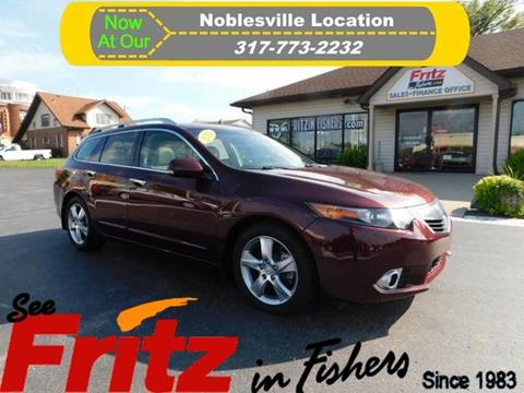 Used Acura TSX Sport Wagon For Sale In Indiana Carsforsalecom - Used acura wagon