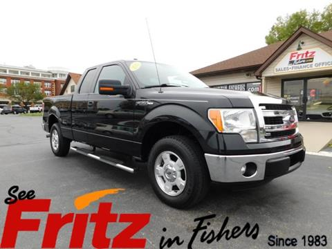 2013 Ford F-150 for sale in Fishers, IN
