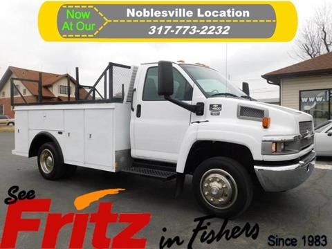 2004 Chevrolet C4500 for sale in Fishers, IN