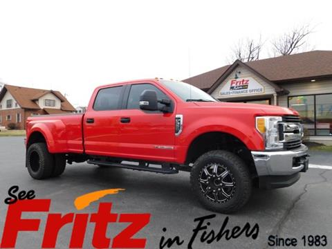 2017 Ford F-350 Super Duty for sale in Fishers, IN