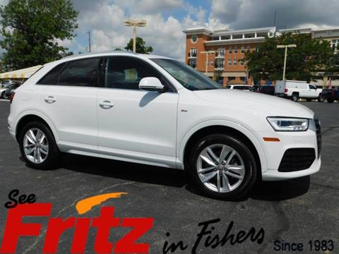 2018 Audi Q3 for sale in Fishers, IN