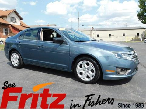2011 Ford Fusion for sale in Fishers, IN