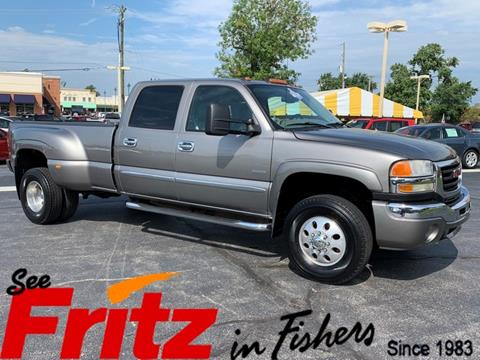 2006 GMC Sierra 3500 for sale in Fishers, IN