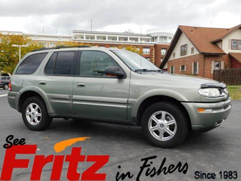 2003 Oldsmobile Bravada for sale in Fishers, IN