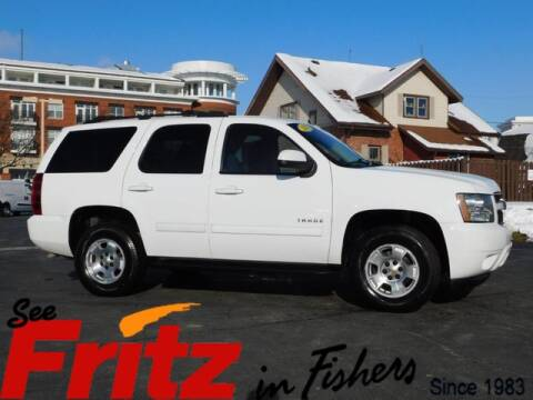 2013 Chevrolet Tahoe LS for sale at Fritz in Fishers in Fishers IN