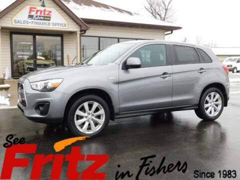 2015 Mitsubishi Outlander Sport for sale at Fritz in Fishers in Fishers IN