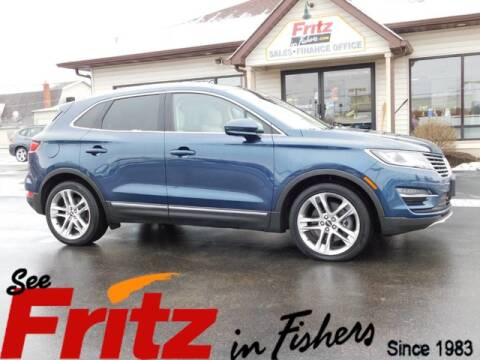 2015 Lincoln MKC for sale at Fritz in Fishers in Fishers IN
