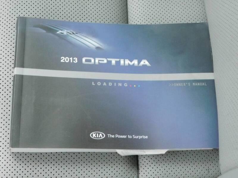 2013 Kia Optima EX (image 32)
