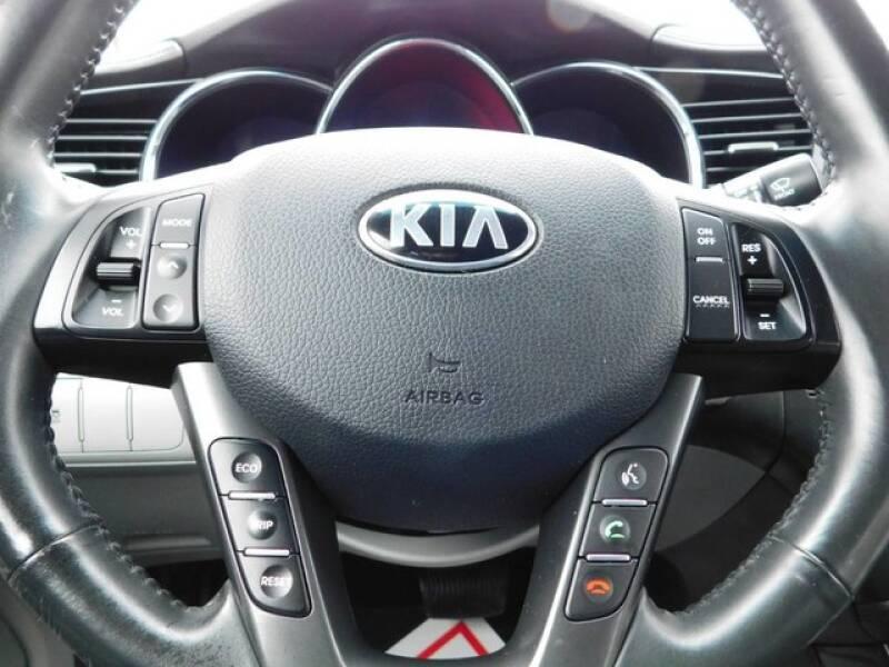 2013 Kia Optima EX (image 13)