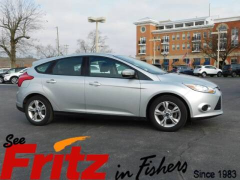 2013 Ford Focus SE for sale at Fritz in Fishers in Fishers IN