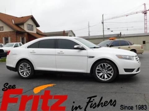 2013 Ford Taurus Limited for sale at Fritz in Fishers in Fishers IN