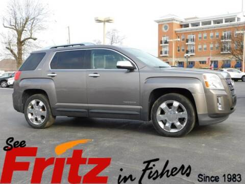 2010 GMC Terrain SLT-2 for sale at Fritz in Fishers in Fishers IN
