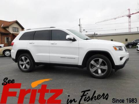 2015 Jeep Grand Cherokee Limited for sale at Fritz in Fishers in Fishers IN
