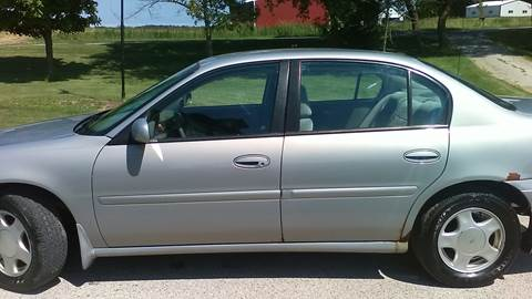 2000 Chevrolet Malibu for sale in Plymouth WI