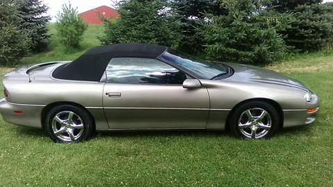 2001 Chevrolet Camaro for sale in Plymouth WI