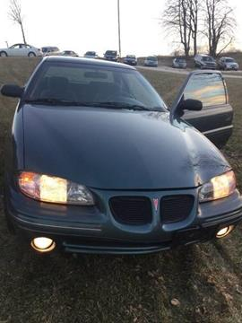1997 Pontiac Grand Am for sale in Plymouth, WI