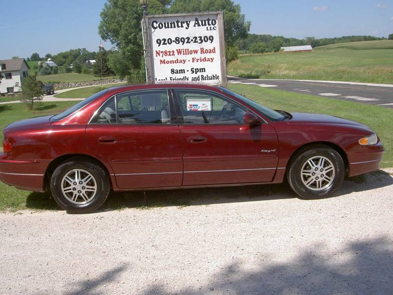 2000 Buick Regal Ls 4dr Sedan In Plymouth Wi