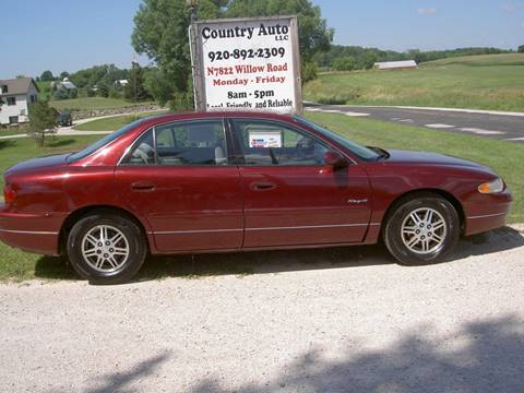2000 Buick Regal for sale at Country Auto LLC in Plymouth WI