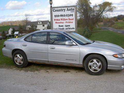 2002 Pontiac Grand Prix for sale in Plymouth WI