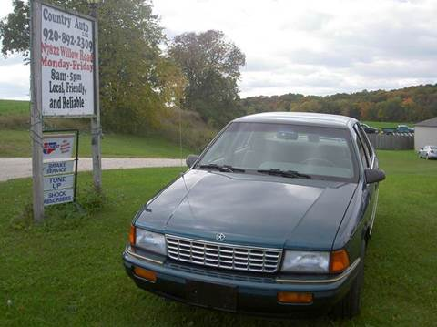 1995 Plymouth Acclaim
