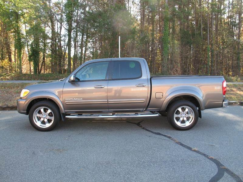 2005 Toyota Tundra for sale at Mater's Motors in Stanley NC