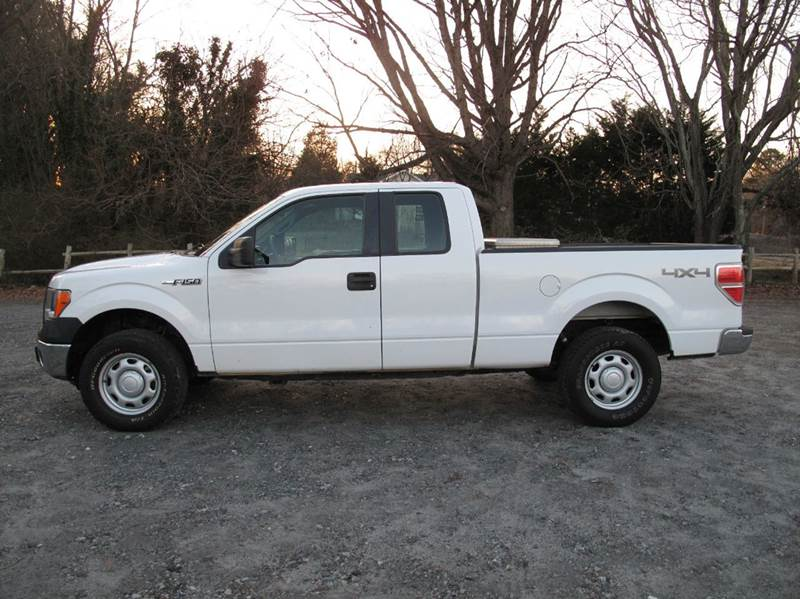 2012 Ford F-150 for sale at Mater's Motors in Stanley NC