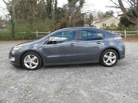 2012 Chevrolet Volt for sale at Mater's Motors in Stanley NC