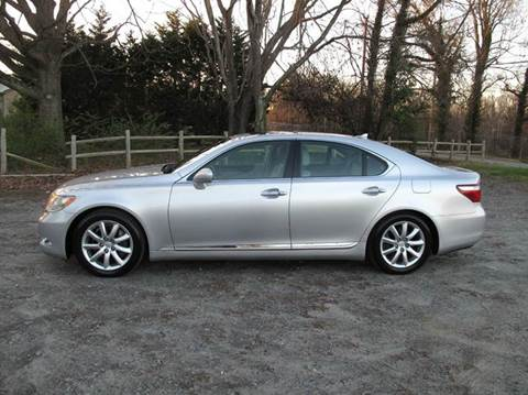 2007 Lexus LS 460 for sale at Mater's Motors in Stanley NC