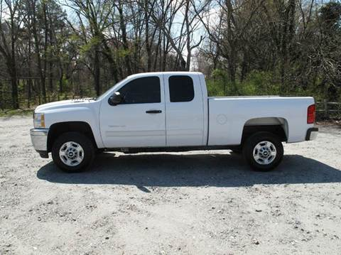 2011 Chevrolet Silverado 2500HD for sale at Mater's Motors in Stanley NC