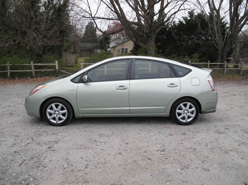2007 Toyota Prius for sale at Mater's Motors in Stanley NC