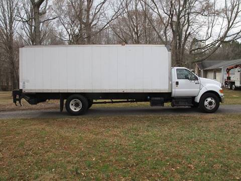 2011 Ford F-650 Super Duty for sale in Stanley, NC