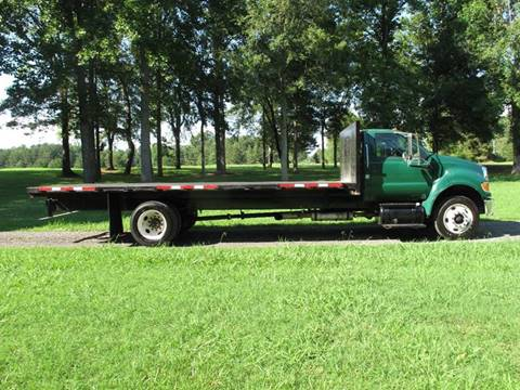 2010 Ford F-750 Super Duty for sale in Stanley, NC