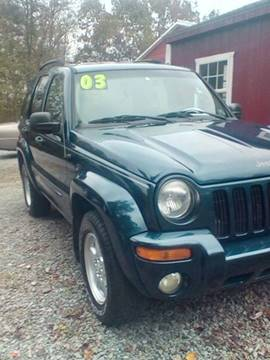 2003 Jeep Liberty for sale in Tunkhannock, PA
