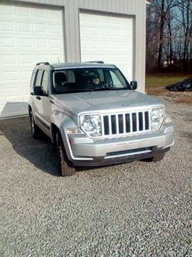 2010 Jeep Liberty for sale in Tunkhannock, PA