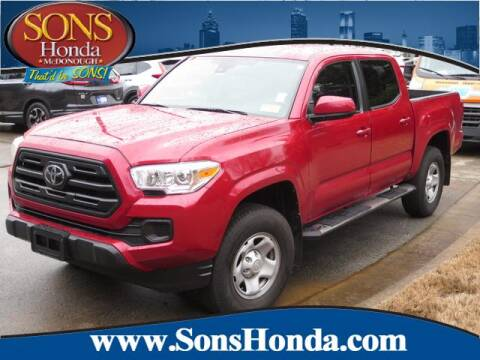 2019 Toyota Tacoma for sale at SONS Honda in Mcdonough GA
